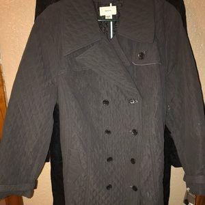New with tags Merona coat 🧥 24-26w grey